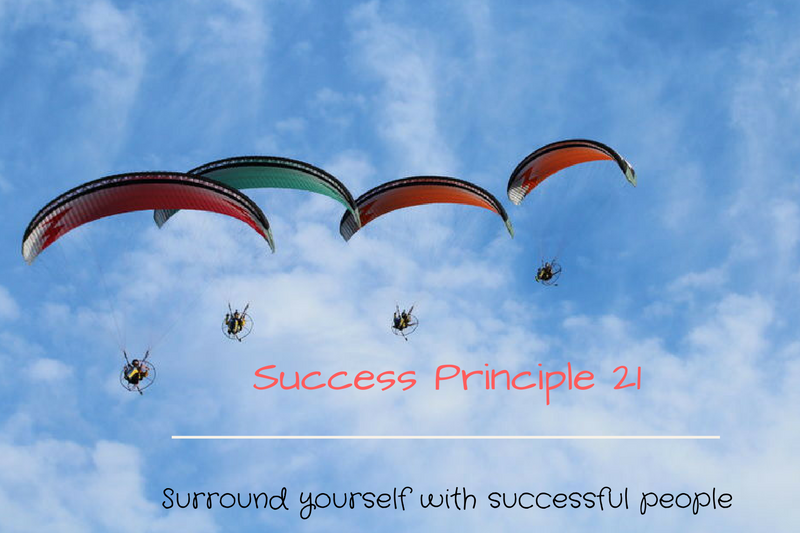Surround Yourself With Sucessful People