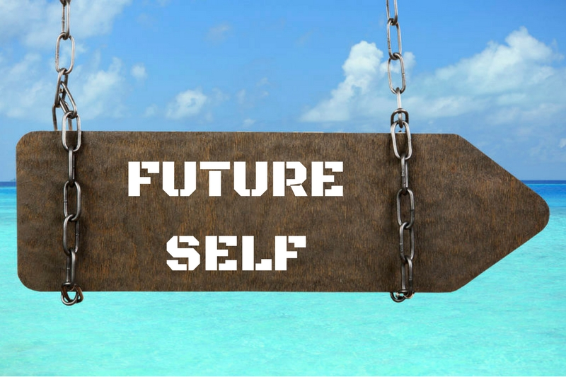 How mentoring your Future Self helps you become the Person you long to be.