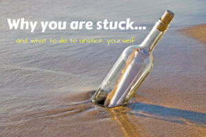 Why you are stuck!