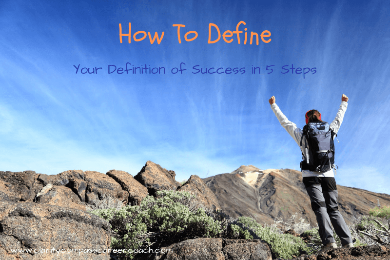 how to define success